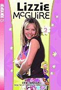 Lizzie McGuire Cine Manga Volume 2 Rumors & Ive Got Rhythmic