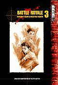 Battle Royale #03 Cover
