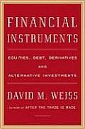 Financial Instruments Equities Debt Derivatives & Alternative Investments