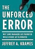 Unforced Error
