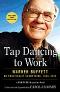 Tap Dancing to Work Warren Buffett on Practically Everything 1966 2012