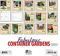 Fabulous Container Gardens 2014: 16 Month Calendar - September 2013 Through December 2014
