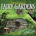 Cal14 Fanciful Fairy Gardens Wall 2014