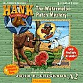 The Watermelon Patch Mystery (Hank the Cowdog) Cover
