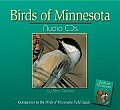 Birds of Minnesota Audio CDs [With 32 Page Booklet]