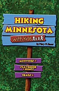 Hiking Minnesota with Kids With Magnifying Ruler & Booklet