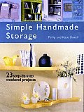 Simple Handmade Storage 23 Step By Step