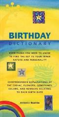 Birthday Dictionary Everything You Need To Kno