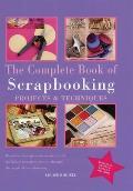 Complete Book Of Scrapbooking