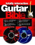 Totally Interactive Guitar Bible with CD (Audio) and DVD Cover
