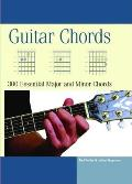 Guitar Chords: 150 Essential Major and Minor Chords Cover