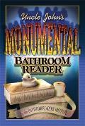 Uncle Johns Monumental Bathroom Reader