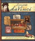 Leonardo Da Vinci [With Sticker Sheet and Pieces to Make a Flying Ornithopter] (World of Inventors)