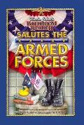 Uncle John's Bathroom Reader Salutes the Armed Forces (Uncle John's Bathroom Reader) Cover