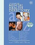 Complete Mental Health Directory 2010