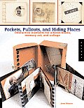 Pockets Pull Outs & Hiding Places Interactive Elements for Altered Books Memory Art & Collage