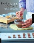 Making Artisan Chocolates Flavor Infused Chocolates Truffles & Confections