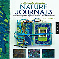 Mixed-Media Nature Journals: New Techniques for Exploring Nature, Life, and Memory Cover