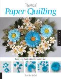 Art of Paper Quilling Designing Handcrafted Gifts & Cards