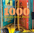 1000 Artist Journal Pages: Personal Pages and Inspirations (1000) Cover