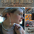 Making Designer Jewelry with Hardware Gems & Beads