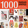 1000 Handmade Greetings Creative Cards & Clever Correspondence