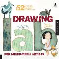 Drawing Lab for Mixed-Media Artists: 52 Creative Exercises to Make Drawing Fun (Lab)