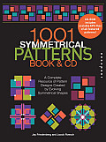 1001 Symmetrical Patterns Book & CD