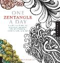 One Zentangle A Day A 6 Week Course in Creative Drawing for Relaxation Inspiration & Fun