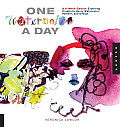 One Watercolor a Day A 6 Week Course Exploring Creativity Using Watercolor Pattern & Design