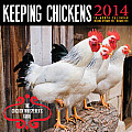Cal14 Chicken Whisperers Guide to Keeping Chickens Wall 2014