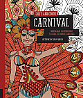 Carnival: 30 Original Illustrations to Color, Customize, and Hang (Just Add Color)