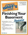 The Complete Idiot's Guide to Finishing Your Basement Illustrated (Complete Idiot's Guides)