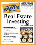 The Complete Idiot's Guide to Real Estate Investing (Complete Idiot's Guides)