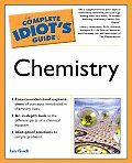 Complete Idiot's Guide to Chemistry (Complete Idiot's Guides) Cover