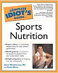 Complete Idiot's Guide to Sports Nutrition (Complete Idiot's Guides) Cover