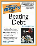 Complete Idiot's Guide to Beating Debt, 2e (Complete Idiot's Guides) Cover