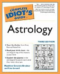 The Complete Idiot's Guide To Astrology (Complete Idiot's Guides)