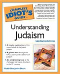 Complete Idiot's Guide to Understanding Judaism, 2e Cover