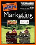 Complete Idiot's Guide to Marketing, 2e Cover