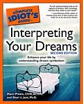 Complete Idiot's Guide Interpreting Dream (2ND 03 Edition) Cover