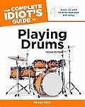 Complete Idiots Guide To Playing Drums 2ND Edition CD
