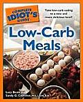 Complete Idiot's Guide to Low-Carb Meals (Complete Idiot's Guides) Cover