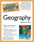 Complete Idiot's Guide to Geography, 2e (Complete Idiot's Guides) Cover