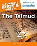 Complete Idiot's Guide to the Talmud Cover