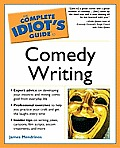 The Complete Idiot's Guide to Comedy Writing (Complete Idiot's Guides) Cover