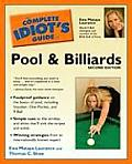 Complete Idiot's Guide to Pool and Billiards, 2nd Edition (Complete Idiot's Guides) Cover