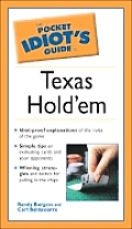 Pocket Idiot's Guide to Texas Hold'em (Pocket Idiot's Guide) Cover