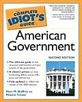 Complete Idiot's Guide to American Government (Complete Idiot's Guides) Cover