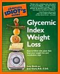 The Complete Idiot's Guide to Glycemic Index Weight Loss (Complete Idiot's Guides)